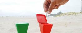 IAP começa a distribuição de cinco mil minilixeiras de praia neste final de semana