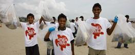 Lixo Marinho de Bangladesh
