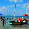 Jogar lixo nas piscinas naturais de Alagoas pode dar cadeia