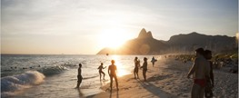 Clamping Down on the Kaleidoscope of Rio's Beaches
