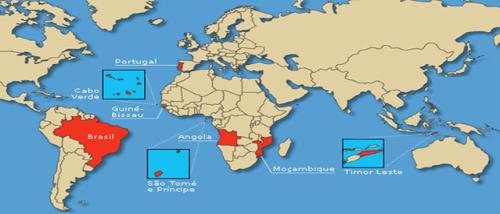 Portuguese speaking countries / Países de língua portuguesa
