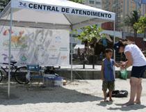 Projeto Praia Limpa será apresentado nesta quarta-feira