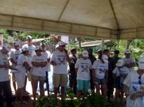 Ação visa conscientizar população. Foto: Musset Bezerra