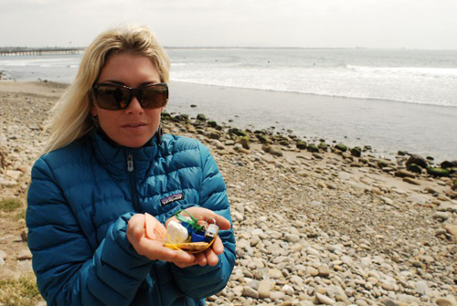 Ocean Minders: An Interview with Pro Surfers Mary Osborne and Jennifer Flannigan - Synthetic Sojourn: The 5 Gyres Outreach Tour - GOOD