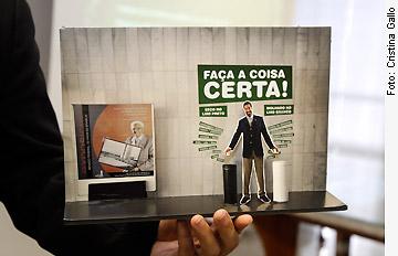 Agência Senado - 10/05/2010 - Senado lança campanha para reciclagem de resíduos