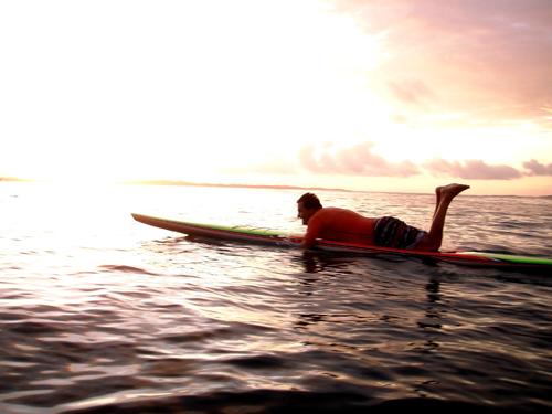 Surf, saúde, emoção... © Bernardo Mussi