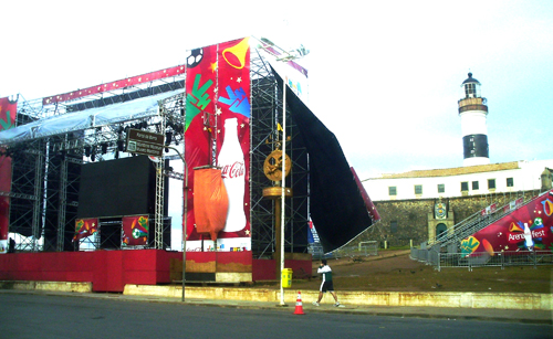 Arena Fest Coca-Cola. Foto: Bernardo Mussi