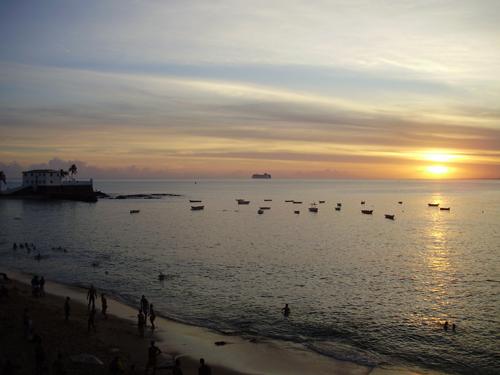 Porto da Barra sem igual