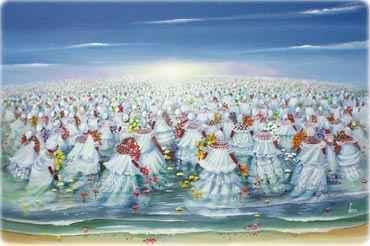 Espiritualizando com a Umbanda: Lixo no Mar, Yemanjá Chora!