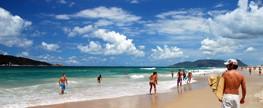Resíduos Sólidos nas Águas da Ilha de Santa Catarina